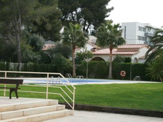 ApartBeach Aqua Apartments,, air conditioning and pool, La Pineda