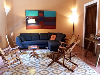 Casa Galeana. Hermosa Casa Colonial. Campeche Centro