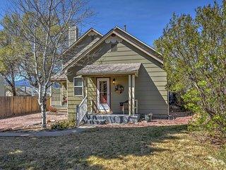NEW! Centrally Located 1BR Colorado Springs House!