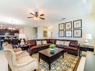 Stunning 6 Bedroom 6 Bath Pool Home in ChampionsGate Resort. 9157CW, Four Corners