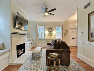 Fantastic Historic Home in the Heart of Downtown Savannah