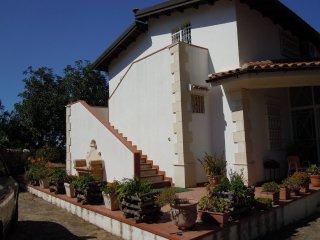 Villa Greco con vista panoramica