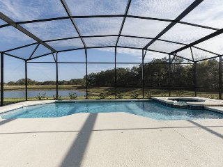 Stunning Lake View 6 Bedroom 5 Bath Solterra Resort Pool Home. 6132BOD
