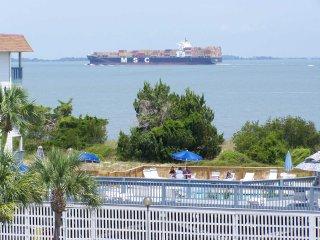 Savannah Beach & Racquet Club 303A, Tybee Island