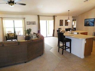 Elegant 4 Bedroom 2 Bath Pool Home In Legacy Park. 807CR