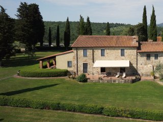 Apartment Tinaia on the territory of stunning Borgo Gianni's Hamlet