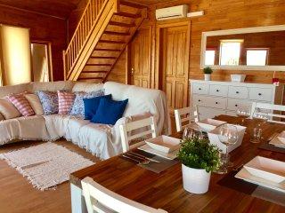 Villa de madera frente al mar, Benicarlo