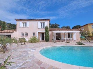 Villa 6 pers - Piscine - Clim - Wifi - Ste Maxime