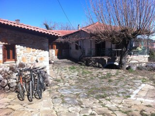 Lovely house with 2 rooms in Vlachokerasia