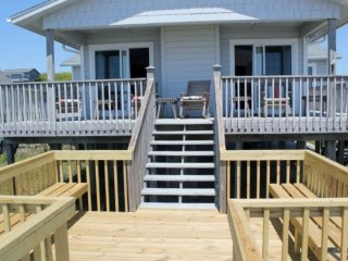 Oceanfront Exterior with new Dune Deck