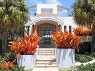 LES PALMIERS BLEUS (BLUE PALM)... Irma Survivor!! !! Fabulous contemporary 5BR v