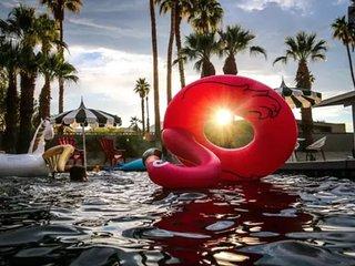 Ultra Fabulous MidCentury Pool Pad!, Palm Desert