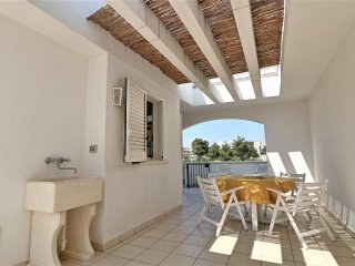 Attico Il Pescatore for rent for holidays in Santa Maria di Leuca with panoramic