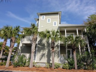 NEW! 3BR + Loft on 30A, Walk to Santa Rosa Beach!