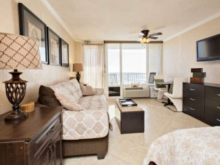 Your Ocean Front Slice of Heaven at Pirate's Cove, Newly Updated 4th Floor Unit,