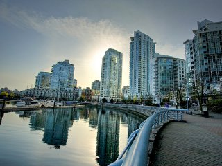 3 Bdrms Luxury House in Downtown Vancouver Yaletown