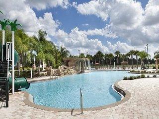 Elegant 5bd villa in Paradise Palms resort near Disney (PP101)