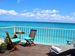 condo caraibe grand case beach