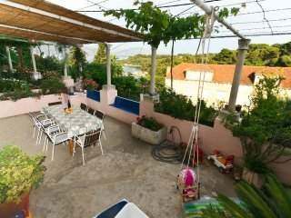 Villa Sea Dream - Two Bedroom Apartment with Terrace and Sea View(Viky)