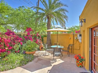 1BR Tucson Cottage Minutes From Downtown and UA!