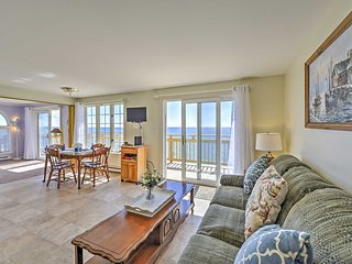 NEW! 2BR Truro Beachfront Condo w/ Private Deck!