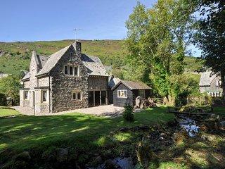 ELANV House in Rhayader, Llanwrthwl