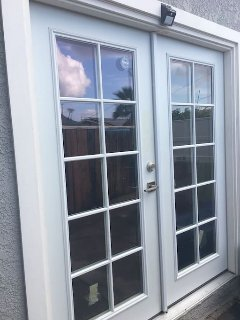 private french doors