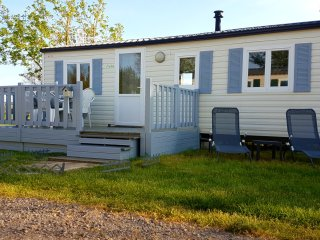 CAMPING 4**** - MOBIL HOME 6 PERSONNES - TOUT EQUIPE - TERRASSE