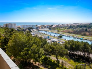 Bel appartement bord de mer à St Pierre la Mer