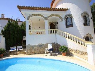 ANDORRA Villa piscina privada y Wifi gratis