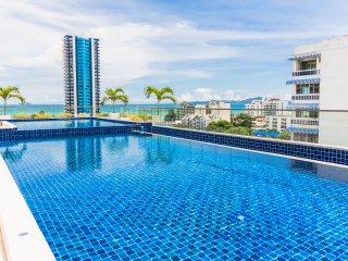2 Bedroom Executive Suite Apartment Laguna Bay 2 Pratumnak