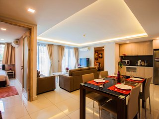 2 Bedroom Executive Suite Apartment Laguna Bay 2 Pratumnak