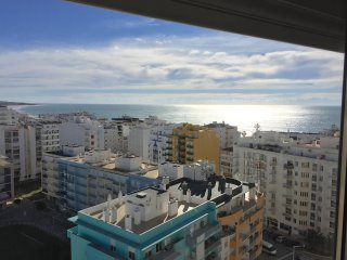New Ocean View Apartment - Armacao de Pera-Algarve