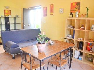 Appartamento in Villa con giardino. Parcheggio e  Wi-Fi