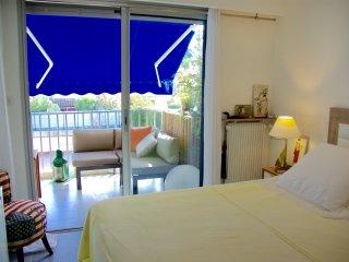 Antibes - Close to the Beach-Modern 1 Bedroom