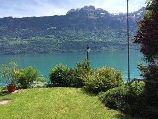 Ferienwohnung am Brienzersee Berner Oberland zwischen Interlaken und Brienz