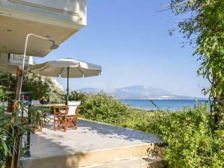Kefalonia Kounopetra Beach Luxury Villa Nausikaa, 20 from sea ideal for families