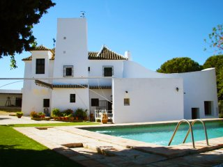 Holiday home with Spectacular architecture in Seville Countryside.