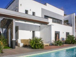 Chambre d'hôtes la Villa Louancelie, Cavalaire-Sur-Mer