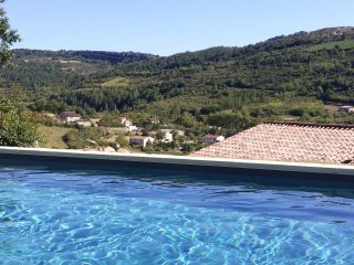 La Maison du Soula - High spec house with amazing views and heated pool, Couiza