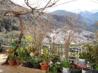 casa con vistas a Sierra Nevada