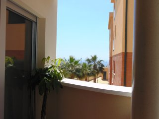 Outstanding apartment with sea views 2 minutes from beach, Puerto de Mazarron