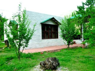 2 Bed Rooms Luxurious SILVER STREAK COTTAGE NEAR MANALI