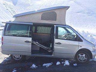 Camper van to rent in Bergen