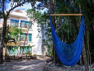 Tulum Nah Nuevo Apartamento centrico con alberca y bicis gratis