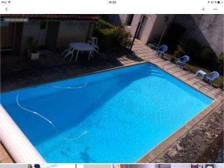 T2 standing piscine