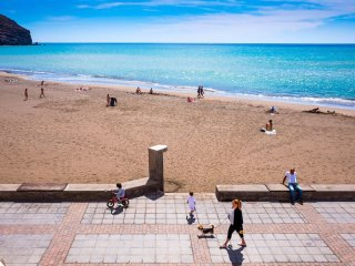Apartment frontline beach, Gran Tarajal