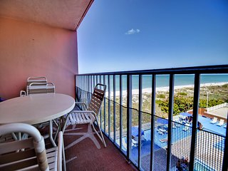 Reef Club 301 Newly listed condo on the beach!!