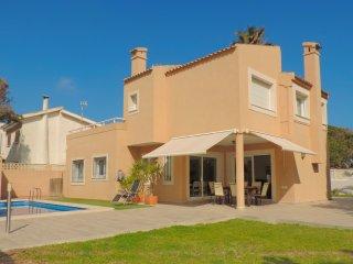 Villa en Cabo Palos a 100 metros de la playa, Cabo de Palos