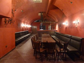 The Bachelor Bar: Private Stag Club next to St. Peter's Basilica